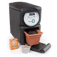 AUTOMATIC COMPOSTER | NatureMill Electric Indoor Composting System | UncommonGoods