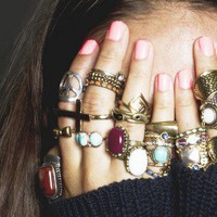 &#x27;Brandy  Melville USA  |  Rings