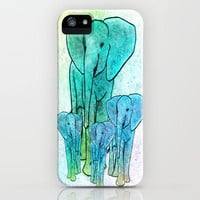 Family iPhone Case by Veronica Ventress | Society6
