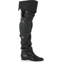 Christian Louboutin Flat over the knee boots CL01039 - $289.00