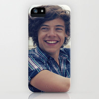 Harry Styles iPhone Case by Cassidy Knight | Society6