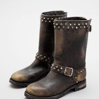 Check out ROGAN BIKER ZIP by Frye on lorisshoes.com