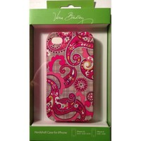 Amazon.com: Vera Bradley Hardshell Snap-on Case Cover Paisley Meets Plaid For Apple iPhone 4S / iPhone 4: Cell Phones & Accessories