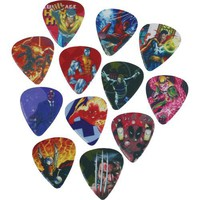 Peavey Marvel Heroes Guitar Picks Pack 1
