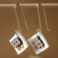 PetitPlat Handmade Miniature Food: Food Jewelry