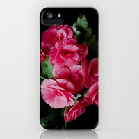 Beauty In The Dark iPhone Case by Galaxy Eyes | Society6