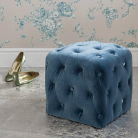 Penelope Pouffe  |  Little Stools  |  Seating  |  French Bedroom Company