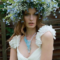 Spring by LodichkaJewellery on Sense of Fashion
