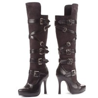 Bandit Black Adult Boots