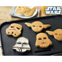 Star Wars Pancake Molds, Set of 3 Heroes