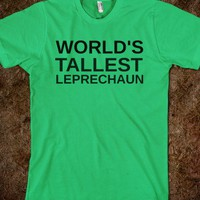 WORLD'S TALLEST LEPRECHAUN - ZimmaCass