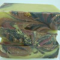 Chai Tea Vegan Soap Cold Process Luxury by 2bloomsdesignstudio