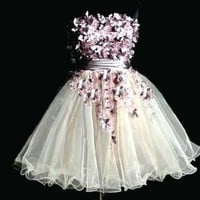 Bridal Dress - Vintage Inspired Couture Dress | UsTrendy