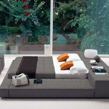 Platform Bed - Minneapolis Modern - $2,195.00 : Modern