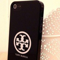 BLACK Snap On Case iPhone 4 4S Plastic - Fiesta Mayan Aztec Tribal Native American
