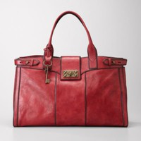 FOSSIL Handbag Collections Vintage Re-Issue:Womens Vintage Re-Issue Weekender ZB4908