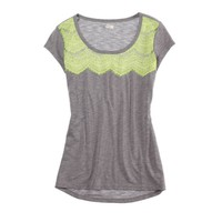 Aerie Lace Yoke T | Aerie for American Eagle