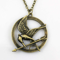 Hunger Games Katniss Necklace