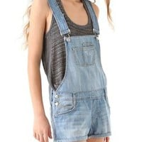 Joe&#x27;s Jeans Short Overalls | SHOPBOP