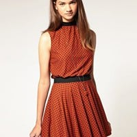 ASOS | ASOS Dress in Cute Spot at ASOS