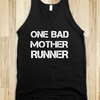 ONE BAD MOTHER RUNNER - glamfoxx.com
