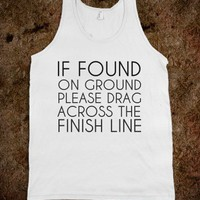 DRAG ACROSS THE FINISH LINE - glamfoxx.com