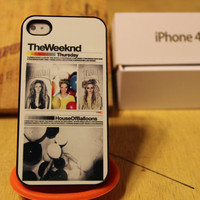 Weeknd / Xo / Overdose / Drake / OVO / Mix / Thursday Apple Iphone 4 / 4s Case