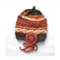Warm Silk Beanie - High Quality Nat.. on Luulla