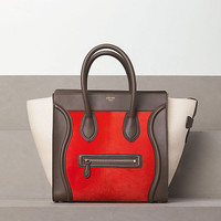 CÉLINE fashion and luxury leather goods 2012 Winter  - Luggage - 23