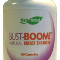 Bust-Boom! Breast Enlargement/Acne Pills - Female Sexual Enhancement - 60 Day Supply