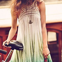 Free People FP ONE Sweet Upon The Seat Dress
