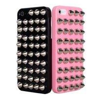Fashion Shiny Full Rivet Handmade Hard Case For Iphone 4/4s/5