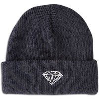 Diamond Supply Co Brilliant Fold Beanie - Men's