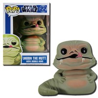Funko POP Star Wars (BOBBLE): Jabba the Hutt