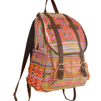 Vintage Backpack Bookbag...