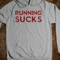 Running Sucks - Text First