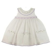 Sara Louise Lavender Smocking Dress