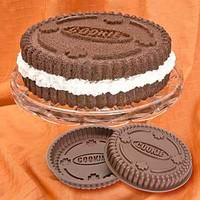 Amazon.com: Silicone Cookie Cake Mold: Kitchen & Dining