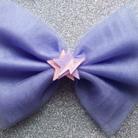 Kawaii Space Princess Bow from On Secret Wings