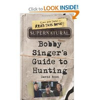 Supernatural: Bobby Singer's Guide to Hunting: David Reed: 9780062103376: Amazon.com: Books