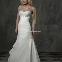 Forever Yours Intrigue Wedding Dresses - Style 3911