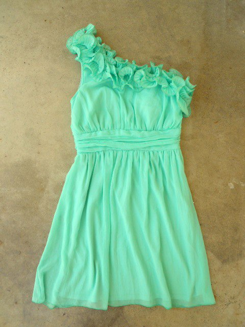 sweet mint julep dress vintage inspired from deloom