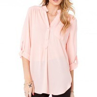 Pure Colora Blouse in Bloom - ShopSosie.com