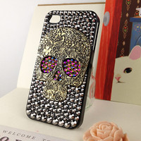 Skull Punk IPhone 5 Case Crystals S.. on Luulla