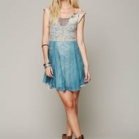 Free People Falling Leaves Dress