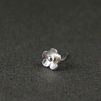 Cherry Blossom Tragus Earring Cartilage earring gifts by HapaGirls