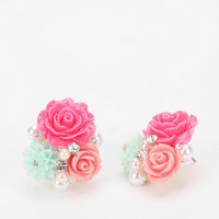 Sanibel Bouquet Earring