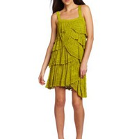 Betsey Johnson Women's Ruffle Dress
