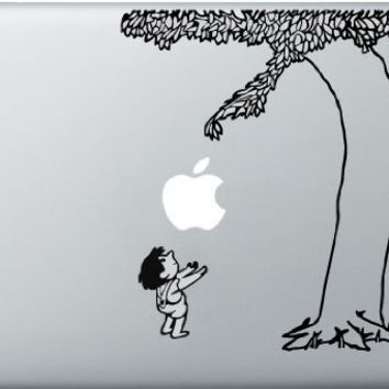 The Giving Tree MacBook Decal Same Day Free Shipping!! Mac Apple Skin Sticker