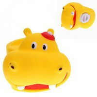 3 in 1 Interesting Hippopotamus Shape Pencil Holder Coin Box Saving Bank China Wholesale - Everbuying.com
